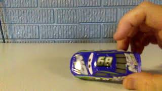 Parker Brackston die-cast review cars 3