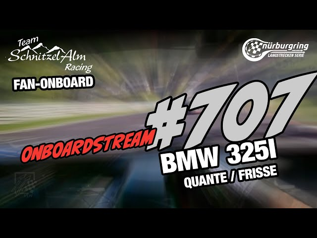Schnitzelalm-Fan-Onboard: #707   Quante / Frisse   BMW 325i