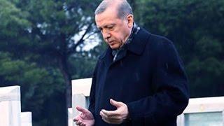 Cumhurbaskani Erdogan Amerika`da Kuran Okuyor