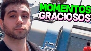 MOMENTOS GRACIOSOS DE VEGETTA777 | PARTE 1 | 2016