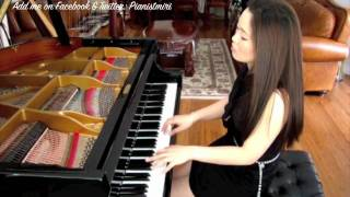 Usher - OMG ft. iamwill | Piano Cover by Pianistmiri 이미리