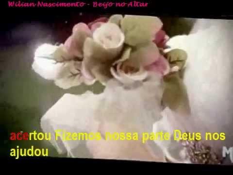 Willian Nascimento -  Beijo no Altar (KARAOKÊ)