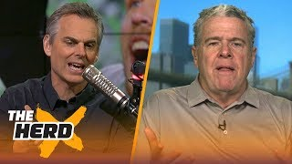 Peter King joins Colin to talk AFC and NFC Championship weekend | THE HERD