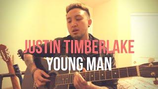 Young Man // Justin Timberlake // Angelo Munji Live Cover