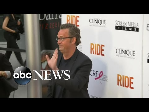 'Friends' star Matthew Perry returns from the hospital after 3month stay