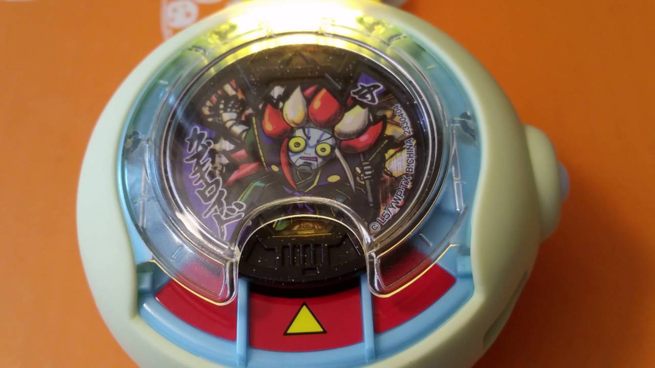 yokai watch kabukiroid buster medal youtube. Black Bedroom Furniture Sets. Home Design Ideas