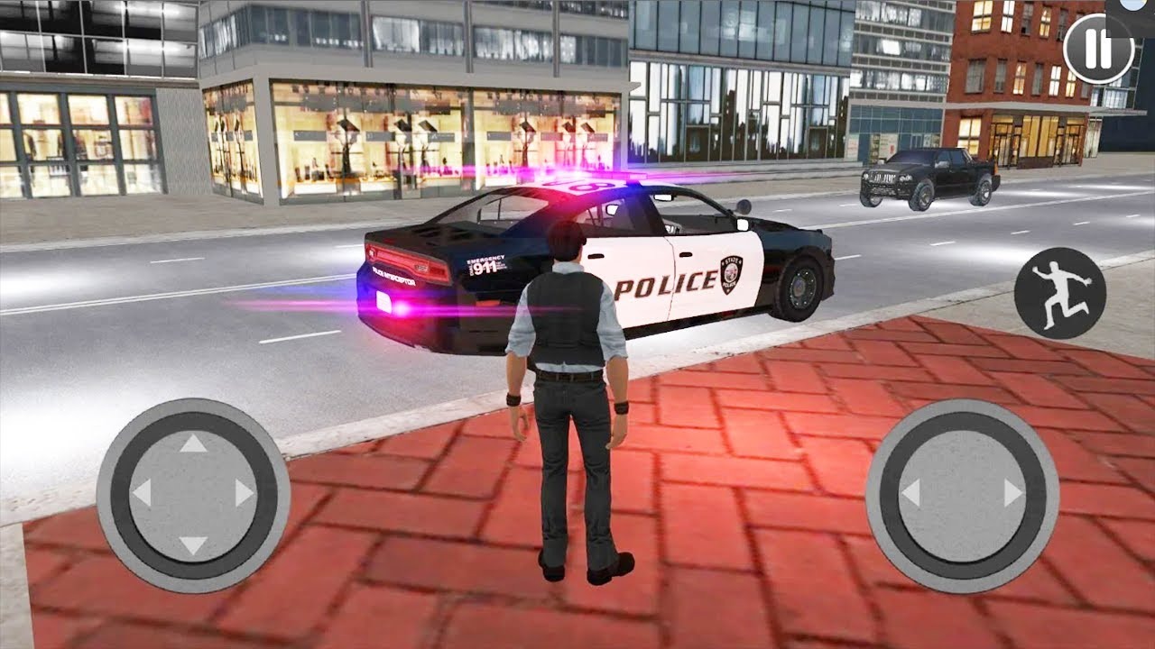 American Fast Police Car Driving - Police Car Games - Android Gameplay