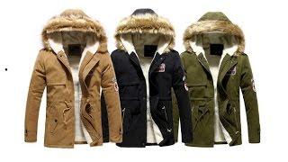 Мужская куртка - Парка. Распаковка, обзор
