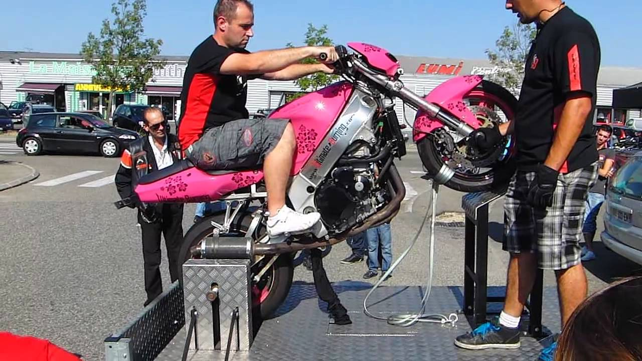 dafy moto montauban 22 09 2012 youtube