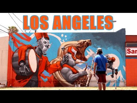 Dead Beat Trio - Street Art Mural by KIPTOE