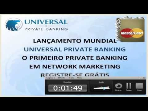 UNIVERSAL PRIVATE BANKING ♦ INCRIVEL OPORTUNIDADE ♦