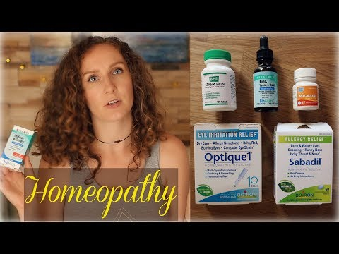 My Top 5 Homeopathic Remedies (That Actually Work!)