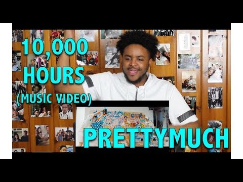 10000 HOURS  - PRETTYMUCH REACTIONREVIEW