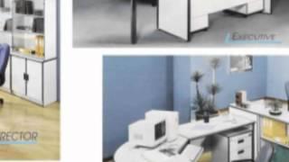 Office Furniture Desk Modera