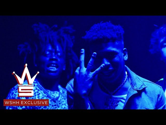 9lokkNine Feat. NLE Choppa & Murda Beatz Beef (WSHH Exclusive - Official Music Video)