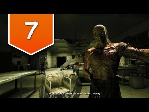 Outlast (PS4) - Gameplay Walkthrough -...