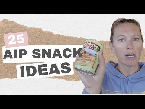 25 AIP Snack Ideas (for Autoimmune Paleo)