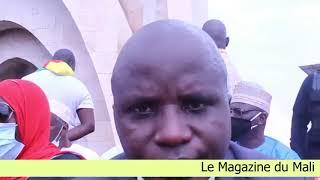 Mali 10 juillet 2020: en direct du monument de l'indépendance