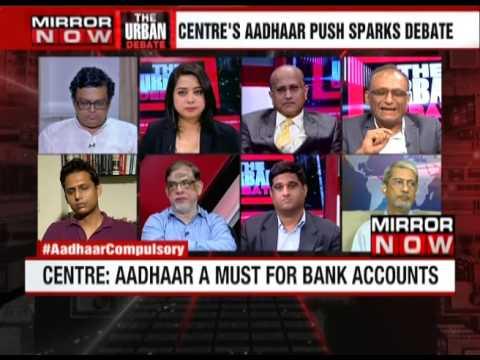 Is Aadhaar Safe – The Urban Debate (June 19)