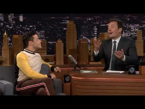 Jeremy W - Never Touch Jimmy Fallon's Hand