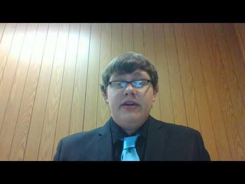 Tyler Hanson Interview assignment