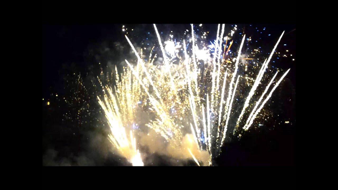 Olympiapark Feuerwerk