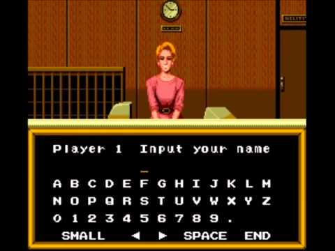 Hotel Lobby Theme from King of Casino (TG-16/PC Engine: Victor Musical Industries, 1990)