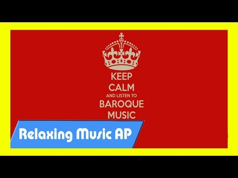 Sağ Beyin gelişimi için Barok Müzik Konsantrasyon Arttıran Fon Müzik ☕ 006 [Relaxing Music AP]