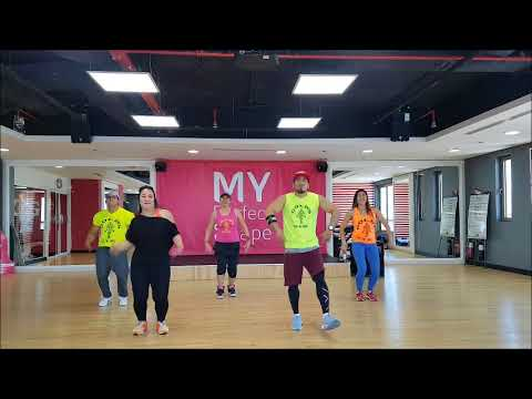 1,2,3 by SOFIA  REYES feat JASON DERULO / ZUMBA / DANCE FITNESS / PENZKY VIRAY