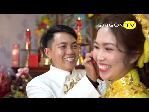 Phóng Sự Cưới Nhà Hàng Luxury Palace - Sài Gòn TV