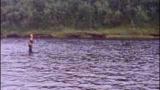 Рыбалка на реке Титовка(, 2013-06-18T17:42:35.000Z)