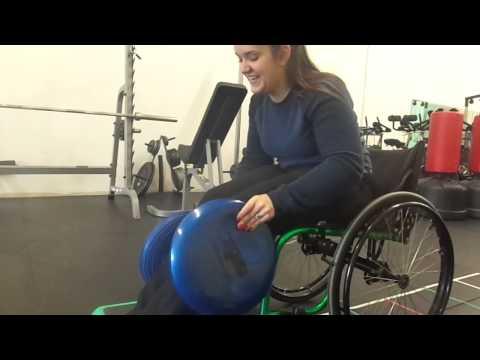 T5 anterior cord paraplegic stimulation