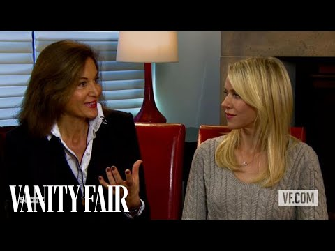 """Naomi Watts and Anne Fontaine Talk to Vanity Fair's Krista Smith About """"Two Mothers"""""""