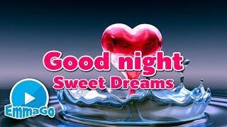 Gif Good Night & Sweet Dream Wishes Love