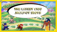 LETS GET JACKPOTS ?!! BRAND NEW £100 JACKPOT SLOT MACHINES !!!