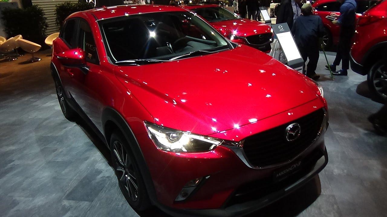 2017 mazda cx 3 grand touring review australia cars for you - 2017 Mazda Cx 3 Exterior And Interior Z Rich Car Show 2016