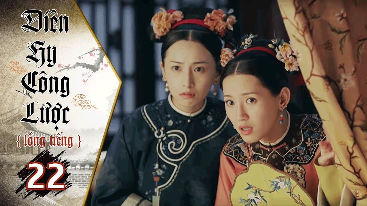 image Diên Hy Công Lược - Tập 22 (Lồng Tiếng)   Phim Bộ Trung Quốc Hay Nhất 2018 (17H, thứ 2-6 trên HTV7)