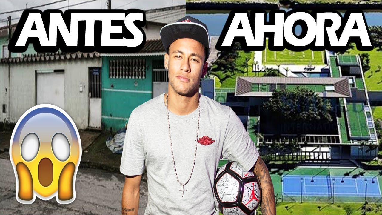 Top 10 casas de futbolistas antes y despu s ft neymar messi zlatan ronaldo youtube - Casas reformadas antes y despues ...