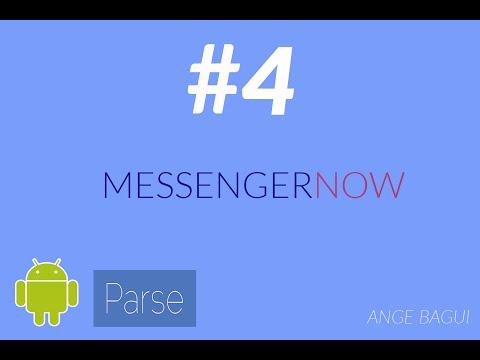 4 - Créer un clone de WhatsApp avec Parse & Material Design (Android) - Inscription/Connexion