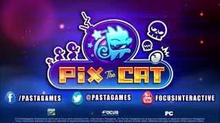 Pix The Cat - Steam Lauch Trailer