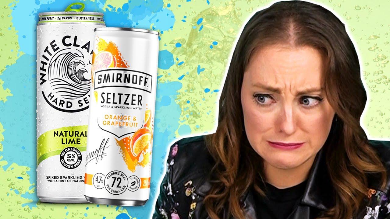 Irish People Try Hard Seltzer