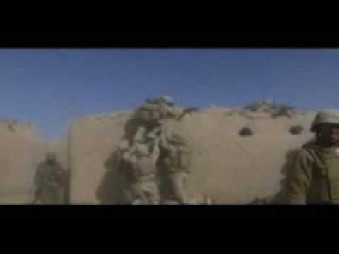 U.S Marines Patrol & Bunker Attack Iraq