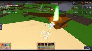 Roblox Elemental Battlegrounds: Pheonix+Wind+Time combo!!