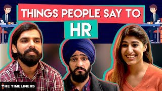 Being an HR is not easy! Witness the life of HR in our latest video...