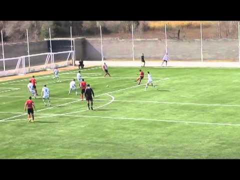 Gol Malagueño vs Banfield 6ta AFA