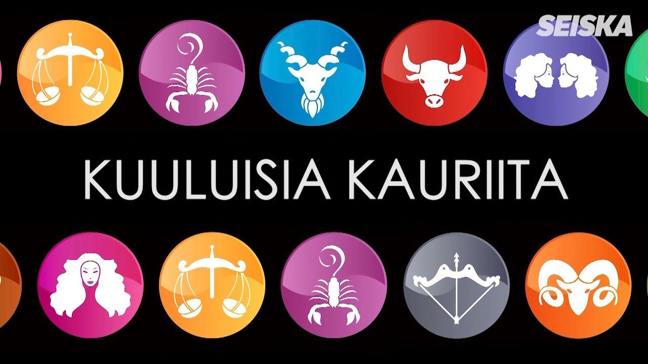 Horoskooppi Seiska