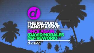 The ReLOUD & Hang Massive - Once Again (David Morales Def Rework) [Cover Art]