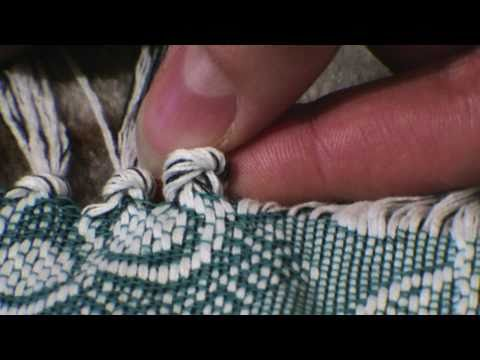 Плетение бахромы на слинге Didymos, JVC Everio GZ-HD3ER RAW HD Test