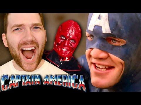 Captain America - Hilariocity Review