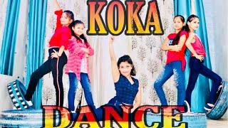 koka Dance Video | Khandaani Shafakhana | Sonakshi Sinha , Badshah , Varun S | Tanishk B, Jasbir